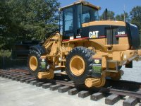 Wheel Loader Friction Drive Hi-Rail - Attachment Systems