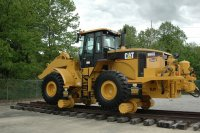 Loader Railcar Mover - Attachment Systems
