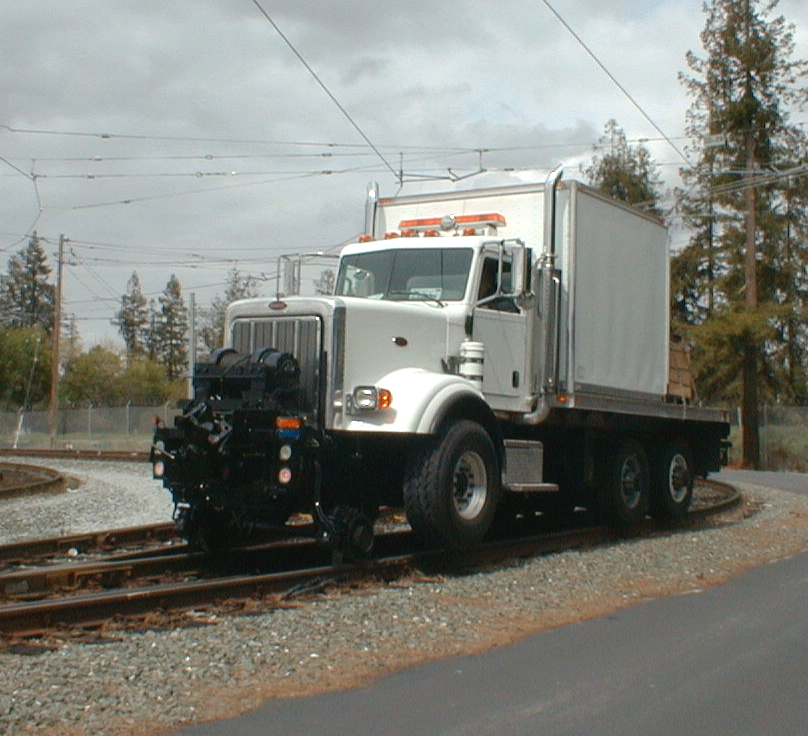 Emergency Response Truck Railcar Mover