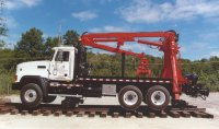 MOW Truck Railcar Movers
